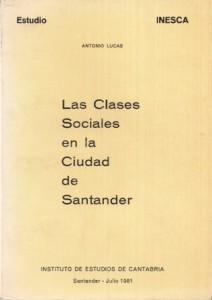 LAS CLASES SOCIALES EN LA CIUDAD DE SANTANDER
