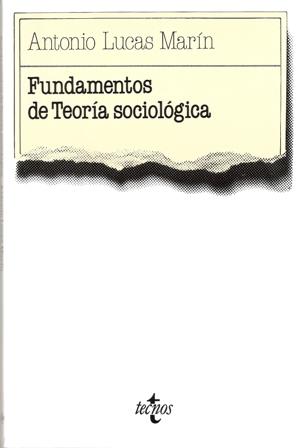 fundamentos de teoria sociologica